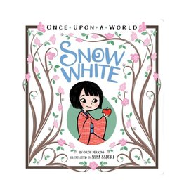 Simon & Schuster Once Upon a World Snow White