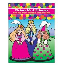 Do-A-Dot Do-A-Dot Princess Coloring Book