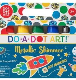 Do-A-Dot Do-A-Dot Marker 5 Pack Metallic Shimmers