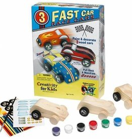 Faber Castell Fast Car Race Cars