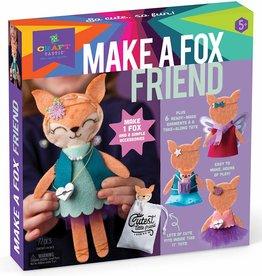 Ann Williams Make A Fox Friend