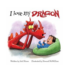 Independent Publishers Group I Love My Dragon