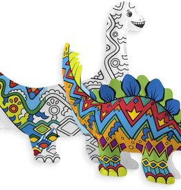 ooly 3D Colorables Dino