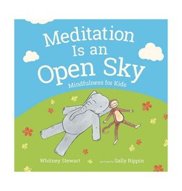 Independent Publishers Group Meditation Is an Open Sky