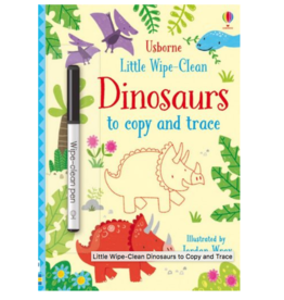Usborne Wipe Clean Dinosaurs Copy and Trace