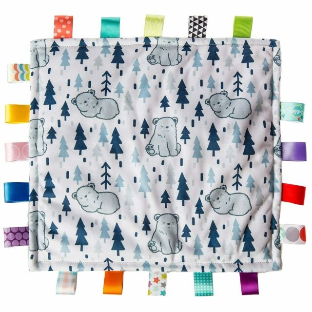 Mary Meyer Taggies Comfy Artic Bears
