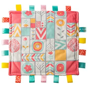 Mary Meyer Taggies Comfy Color Blocks