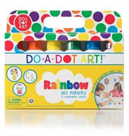 Do-A-Dot Do-A-Dot 6-Pack Rainbow