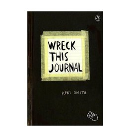 Penguin Wreck This Journal