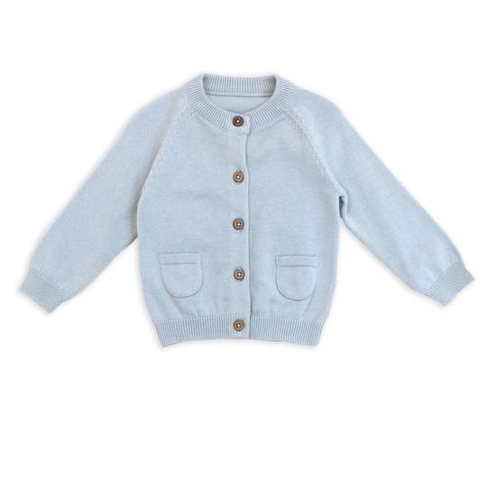 Knit Button Cardigan
