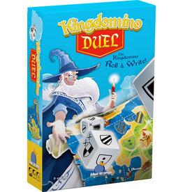 Blue Orange Games King Domino Duel
