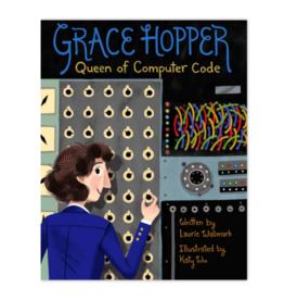 Sterling Grace Hopper: Queen of Computer Code