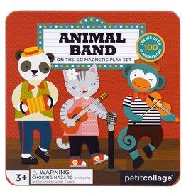 Petit Collage Animal Band Magnetic