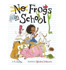 Sterling No Frogs in School