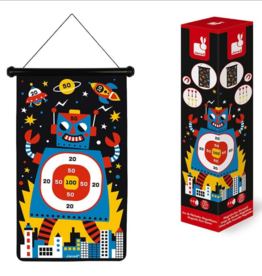 Robot Magnetic Dart Game