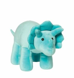 Manhattan Toy Velveteen Dino Spike Triceratops