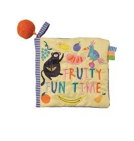 Manhattan Toy Fruity Fun Soft Book