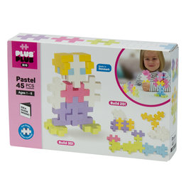 Plus-Plus Plus Plus Big 45pc Pastel