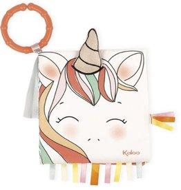 Janod Happy Unicorn Book