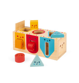 Geometric Shapes Box