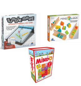 Boredom Buster Pack: Logic Games