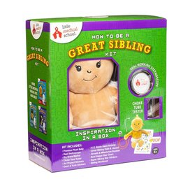 Little Medical School How To Be A Great Sibling Kit