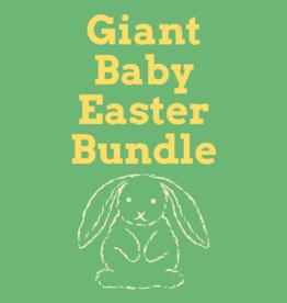 Giant Baby Easter Bundle