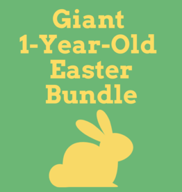 Giant 1-Year-Old Easter Bundle
