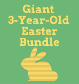 Giant 3-Year-Old Easter Bundle