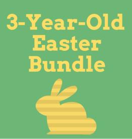 3-Year-Old Easter Bundle
