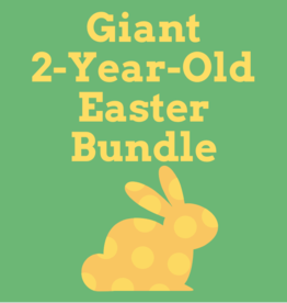 Giant 2-Year-Old Easter Bundle
