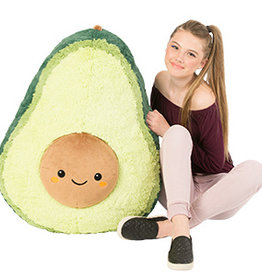 Squishable Squishable Massive Avocado