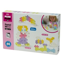 Plus-Plus Plus Plus Big 90pc Pastel
