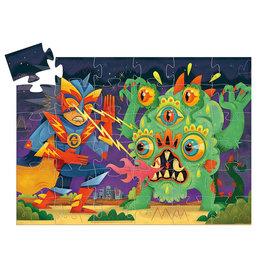 Djeco Laser Boy 36-pc Puzzle