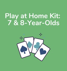 Play at Home Kit: 7 & 8-Year-Olds