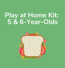 Play at Home Kit: 5 & 6-Year-Olds