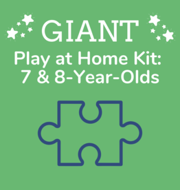 Giant Play at Home Kit: 7 & 8-Year-Olds