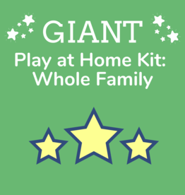 Giant Play at Home Kit: Whole Family