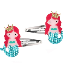 Lilies & Roses Lilies & Roses Mermaid Snap Clips