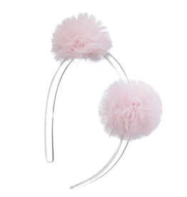 Lilies & Roses Lilies & Roses Double Pompom Headband