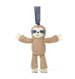 Apple Park Organic Stroller Toy - Sloth