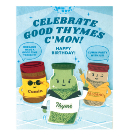 Good Paper Celebration Thyme