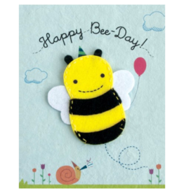 Good Paper Happy Bee Day