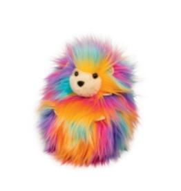 Douglas Company Leon Hedgehog Rainbow Fuzzle