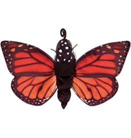 Folkmanis Monarch Life Cycle Puppet