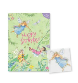 Peaceable Kingdom Tattoo Card- Fairy