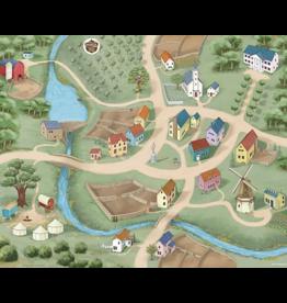 ImaginOak ImaginOak Caravan Village Play Mat Jumbo