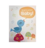 Peaceable Kingdom Enclosure Welcome Baby Bird