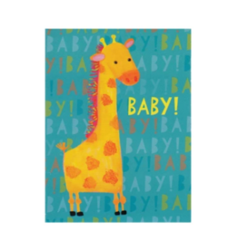 Peaceable Kingdom Enclosure Baby Giraffe