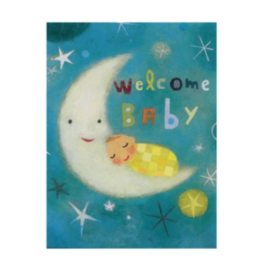 Peaceable Kingdom Baby On Moon Enclosure